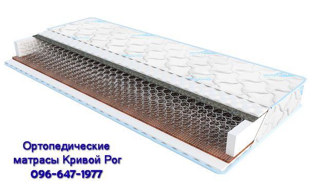 ортопедические матрасы CLASSIC 2v1 KOKOS - купить кривой рог