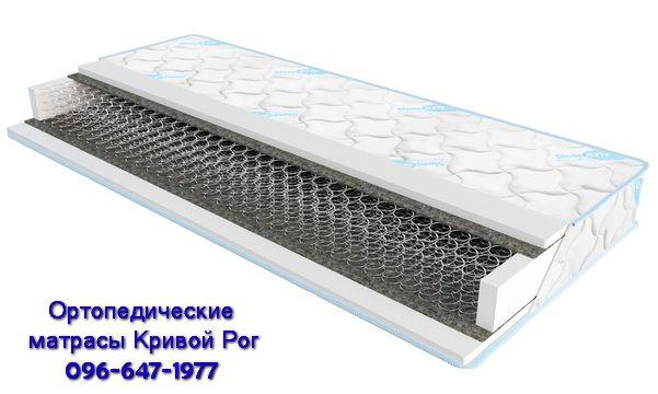 Ортопедический матрас STANDART PLUS - купить в Кривом Рогу по ценам производителя