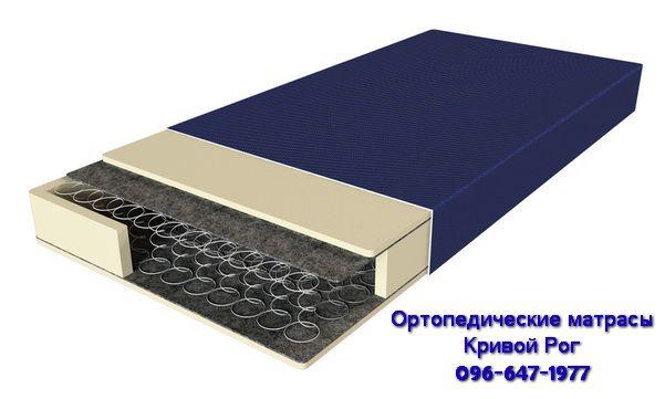 Ортопедический матрас для больниц Ortomed - Купить в Кривом Роге